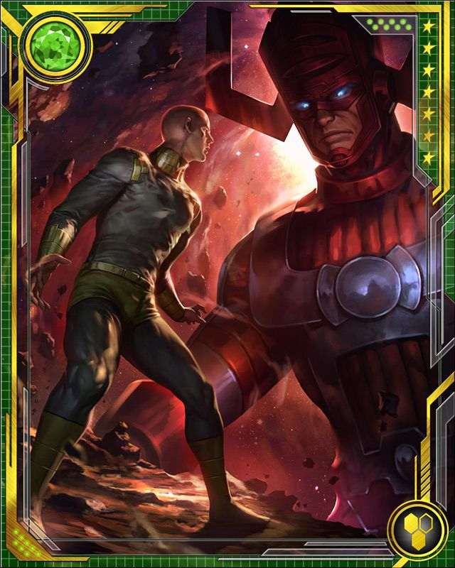 As part of his initial bargain to save his homeworld, the Silver Surfer agreed to become the Herald of Galactus but intended to lead Galactus only to uninhabited planets. Galactus knew of this plan, however, and altered the Silver Surfer's soul to change it.