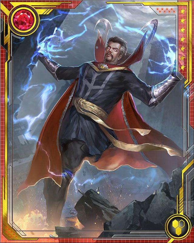 Strange worked with Hannibal King, Blade, Frank Drake and Wong to combat the threat of Dracula and his vampires. To accomplish this, Doctor Strange battled Dracula directly while his companions recited the Montesi Formula. This ancient spell destroyed all the world's vampires, including Dracula. For a while at least.