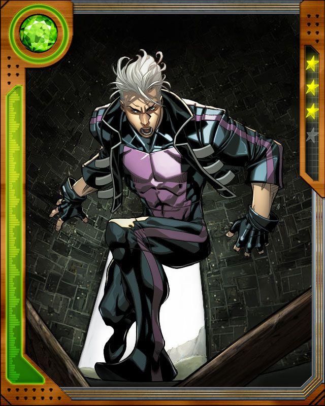 RPGOTG - [Heroic Again] Quicksilver