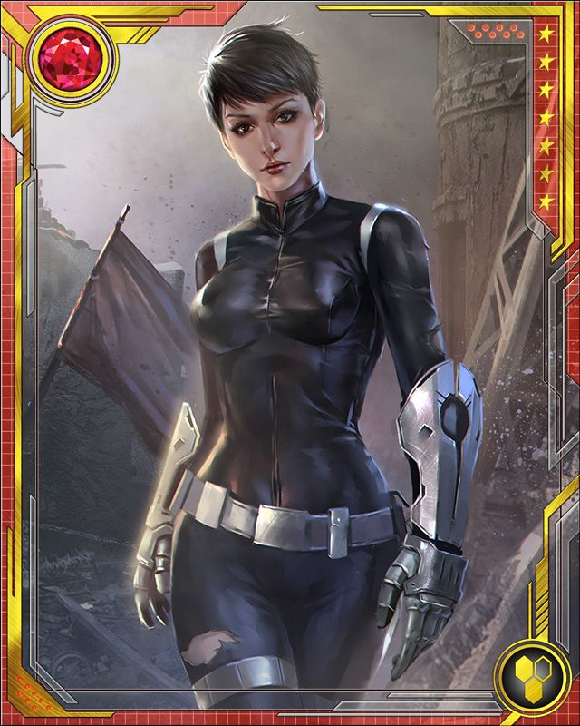 When Quake's powers threatened to compromise her body, S.H.I.E.L.D. extracted her father—the villainous Mister Hyde—in a bid to develop a cure.