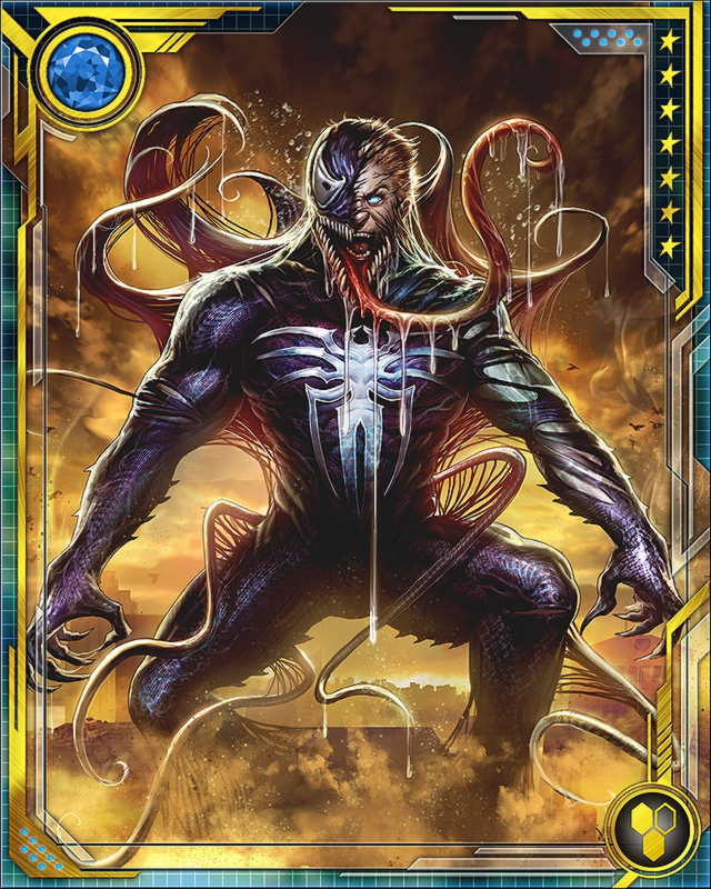 When Doctor Octopus formed the Sinister Six to defeat Spider-Man, Venom took advantage of the situation to mount his own attack. He turned out to be as much an enemy to the Sinister Six as to Spider-Man, because he saw the Six as getting in his way.