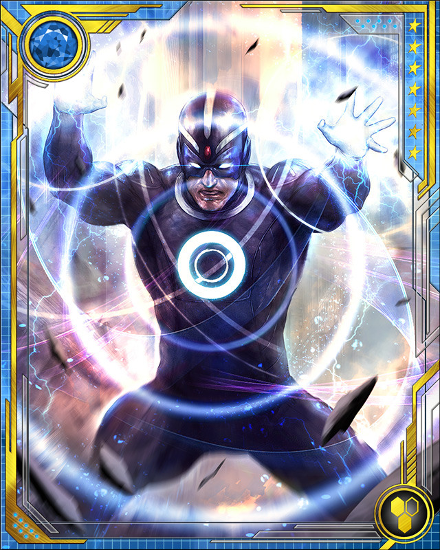 Havok was recently revealed to be a sort of multidimensional nexus, connected to all other versions of Alex Summers in all other realities. The real nature of this connection, and its potential uses (and dangers), remains unknown.