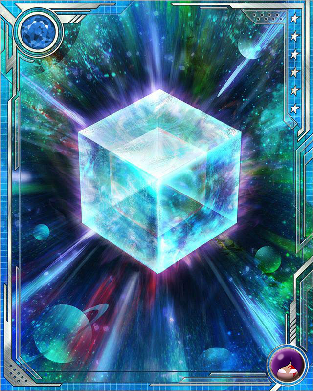 Fuse a U Rare Psylocke tactics (or a U Rare Psylocke all-alignment) card with this Cosmic Cube to obtain the fused version of the base card. The resulting card has the same stats (including mastery) as a card obtained by fusing two identical versions of the base card.