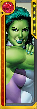[Jade Giantess] She-Hulk