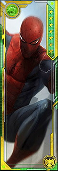 [Proportionate Strength of a Spider] Spider-Man+