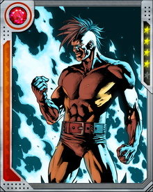 During Norman Osborn's Dark Reign, Daken assumed the role of his father Wolverine. A pitiless killer who takes lives for pleasure, he is driven purely by rage and hate. His memories, corrupted and partially erased by the Winter Soldier during boyhood, have never been fully restored. Even if they were, it is doubtful that anything can bring Daken out of his emotional black hole.
