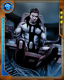 Brother to Black Bolt and one of the heirs to the Inhuman noble family of Attilan, Maximus is known as the Mad for his antisocial tendencies and willingness to do anything to gain power. He has repeatedly undermined his brother and sought to claim the Inhuman thrown for himself.