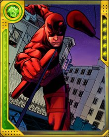 Daredevil's superhumanly enhanced senses can detect changes in breathing, heartbeat, and other physiological cues that reveal when someone is trying to lie to him.