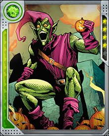 A number of people have worn the Green Goblin mask, and assumed his persona, over the years. In addition to Norman Osborn, other Goblins have included his son Harry, journalist Phil Urich, and the unscrupulous psychologist Dr. Bart Hamilton.