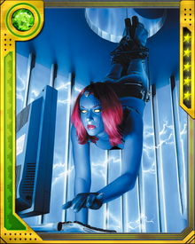 In addition to creating the Brotherhood of Evil Mutants, Mystique has two biological children: the X-Man Nightcrawler and anti-mutant demagogue Graydon Creed. She killed Creed herself and tried to kill Nightcrawler when he was a newborn. Her adoptive daughter, Rogue, turned her back on the Brotherhood and joined the X-Men.