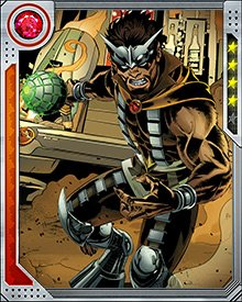 Gorgon serves as military adviser to Black Bolt and Medusa. He was instrumental in organizing Attilan's defences during their many sieges: by technology-hungry humans, the Ennilux Group, you name it.