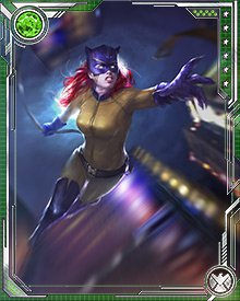 Although she has left her superhero lifestyle behind, Hellcat has reappeared on more than one occasion to fight side-by-side with her friends.