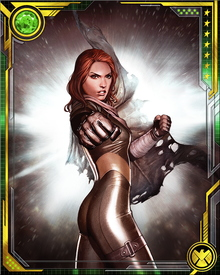 Hope Summers was the Phoenix Force's original destination when it returned, and she became the focus of the battle between the Avengers and the Phoenix Five. But she's got her own goals, too, and one of them is to not be anyone's pawn.