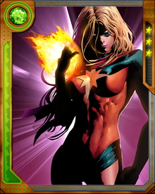 Moonstone has a psychiatrist's insight into the workings of the human mind and is a master at psychological manipulation. She has put her skills, and the power of her gem, to work for both the Masters of Evil and the Thunderbolts, making her ultimate loyalties uncertain.