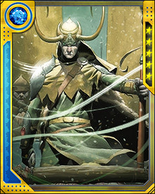 Loki has assumed many forms, and many different variations on himself. But his one driving ambition, to rule and be recognized, has never changed. He causes chaos, but he would never destroy Asgard, because then how would he rule it?