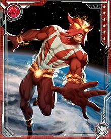 Before he was known as Sunfire, Shiro had a life as the son of Saburo Yoshida. Because his father was busy with his duties as Japanese ambassador to the United Nations, Shiro was raised by his uncle Tomo. Tomo molded Shiro into Sunfire and used his own hatred of the United States to set the young man on the path to being a villain.