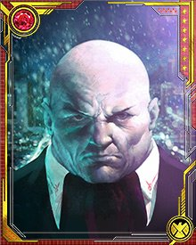 The Kingpin has made many enemies, both among heroes and his fellow crime lords. He has been targeted many times by other criminal organizations, but they haven't been able to take him down just yet.