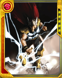 After their initial battle, Bill has fought side by side with Thor, most notably in a war against the Skrulls. He is also a member of the Annihilators, a group chartered during the absence of the Guardians of the Galaxy to protect against cosmic threats.