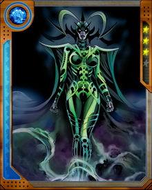 Born to Loki and the giantess Angrboda, Hela was given control over Hel, the Asgardian realm of souls who did not perish in battle, when she grew to adulthood. She has since made attempts to annex other underworlds to her own, and has both fought and allied with other underworld gods—as well as demonic rulers.
