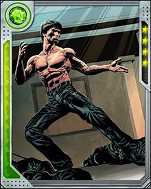 Shang-Chi's enemies rarely even know what hit them. His moves are lightning fast. When someone throws a punch at the Master of Kung Fu, they might very well be rendered unconcious before their own attack even connects.