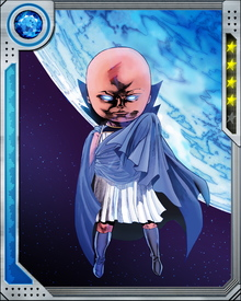 One of the ancient extraterrestrials known only as the Watchers, Uatu at first adhered to the Watchers' pact of never interfering in the affairs of the young civilizations they observed. Over time, however, as he grew close to the Fantastic Four, he began to warn them of impending threats to Earth.
