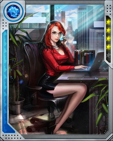 Anti-terror specialist Victoria Hand was one of few agents to make the transition from S.H.I.E.L.D. to H.A.M.M.E.R, rising quickly to a position of influence second only to Osborn himself. She was Osborn's primary interface with outside authorities during Osborn's numerous periods of mental instability.