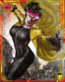 Due to her transformation by the bite of Xarus, Jubilee has since gained the powers of a vampire. Like most vampires, her powers include superhuman strength, healing and speed, and the ability to turn into vapor. Also, Jubilee now possesses all of the weaknesses of a vampire, as well as having to sustain herself on blood, and avoiding direct sunlight, garlic, silver, and religious symbols.