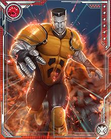 Colossus has formed strong, long-lasting friendships with fellow X-Men Wolverine, Nightcrawler, and Kitty Pryde. A sometimes troubled man, Colossus has found himself at odds with his friends time and again, but they have always been able to forgive one another.