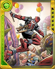 Deadpool recently found himself at war with… himself!? A Deadpool from an alternate reality waged war on all the other versions of himself. Deadpool found himself in the middle of an identity crisis when he fought side-by-side with strange versions of himself from across the multiverse.