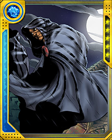 Dagger helped to form the original Marvel Knights to search for Cloak when he went missing. Cloak had been corrupted by the demon Nightmare, and was on a single-minded quest to absorb and destroy all lawbreakers. He was healed by Dagger and Doctor Strange, but lost his abilities temporarily as a result. The Marvel Knights then disbanded.