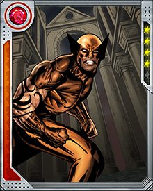 As part of the Dark Avengers, Daken took on the mantle of Dark Wolverine. Wearing the brown and tan costume of Wolverine gave the public the idea that he was the Wolverine they always knew.