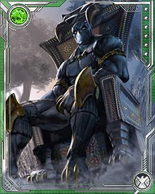 Black Panther knows his first obligation is to the people of Wakanda, who have trusted him to rule them wisely. His scientific brilliance has helped lead Wakanda to a leadership role in the development of advanced technologies.