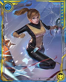 Over the years, Kitty Pryde has matured from the X-Men's group little sister to a respected leader in her own right. She often does not have an acknowledged leadership role, but when she talks, the team listens. Except Emma Frost, perhaps; the two of them seem to have trouble getting along.