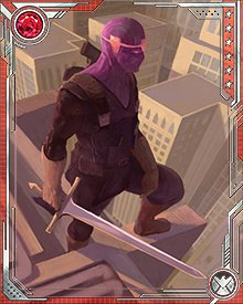 Helmut Zemo, the 13th Baron Zemo, one of Captain America's greatest adversaries, and just like the Red Skull, he's also a diehard proponent of fascist ideals.