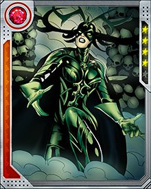 When the dreaded Doom Maidens of Asgard were raised from their timeless slumber, Hela feared the destruction and conquest they would bring. She knew that, sooner or later, the Doom Maidens would seek to conquer her domain.