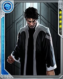 Maximus has the power to cause short-term amnesia in others, and to exchange his consciousness with those nearby. Apart from his psionic abilities, he is a scientific genius and has designed a number of dangerous weapons.
