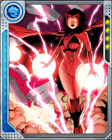 It wasn't until years later that she found out Magneto was her father,  a revelation that would trouble her for most of her life. She had been used by the father she had never known, to try and further his own agenda of raising mutants above humanity.