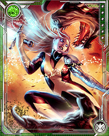 Once all five pieces of her soul were extracted and turned into Bloodstones, the amulet they were being placed in would be complete. Each Bloodstone was imbued with immense power and with that power, Belasco intended to return the Elder Gods to Earth. Illyana has been trying to recover the pieces of her soul ever since.