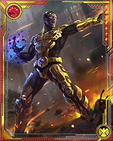 Thane's power was made visible by Terrigenesis, but it's tremendously enhanced by the Black Vortex, which showed him his full cosmic potential. He has not yet had to use it... or at least it doesn't seem like he has. The upper limits of his power aren't known.
