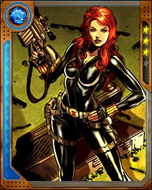 Natasha Romanova is the quintessential secret agent. Her infiltration skills are legendary, and her enhanced physical and mental abilities make her a match for any foe. But there are some lines she will not cross.