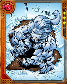 Wendigos have been occasionally brought into superhero or supervillain teams, including Omega Flight. In that case, the Wendigo helped investigate the site of an Origin Bomb, and was killed during the operation.