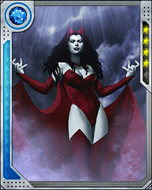 Wanda Maximoff, the Scarlet Witch, used her powers to create an alternate reality where mutants were the majority, instead of humans. However, a young mutant restored the memories of some heroes, causing this warped reality to be shattered. Wanda returned the world to its original state, but took most of the mutants' powers away. This day was then referred to as 'M-Day'.