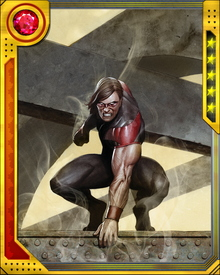 Younger brother of the X-Man Thunderbird, James Proudstar blamed the X-Men for his brother's death and fought with them as part of Emma Frost's Hellions team. When he left the Hellions, they slaughtered everyone on his reservation, and he was driven to join the New Mutants. Much later he was forced to fight his undead brother in the land of Necrosha, and freed his spirit with Selene's knife... by using it on Selene.