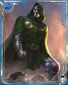 Heroes come and go, but Doom is here to stay. Latveria has thrived under my rule in spite of attempts by the Fantastic Four and Avengers to liberate my people. The stability I have brought to my country, Doom will bring to the world!