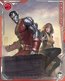 When Colossus and Kitty Pryde met, there was an instant chemistry and attraction. These feelings grew over time to a first true love for both of these X-Men.