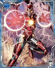Now burdened with the knowledge that he had to become Kang, Nate Richards decided he would do everything in his power to make his immediate future as heroic as possible—as Iron Lad, leader of the Young Avengers.