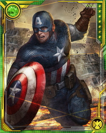 Briefly there were two Captains America in action during the Siege, but the shield was firmly in Steve Rogers' hands when the dust had settled and Osborn's forces were defeated.