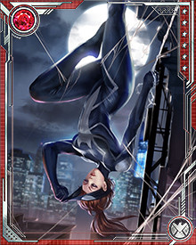 When Anya Corazon took up the Spider-Girl identity, she didn't have any super powers at first. But she had grit and resourcefulness, and she held her ground against stronger foes like the Hobgoblin.