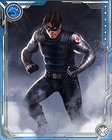 It is no secret that the Winter Soldier has a very checkered past. Many of his past activities would potentially classify him as an international criminal if not an outright super villain.