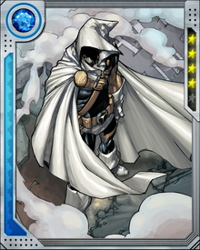 A one-time S.H.I.E.L.D. agent, Taskmaster acquired his superhuman mimicking abilities by drinking a serum while on a mission. Afterward, he went rogue, and has put his skills to work for a number of different villainous groups.